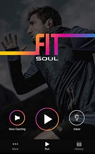 'Soul sr44gb Run Free Pro Bio Bluetooth Auriculares Gris