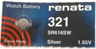 renata 321 equivalent duracell