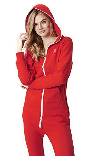 OnePiece Damen Jumpsuit Unisex Original 2.0, Rot (Red) - 5