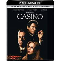 Casino (4K Ultra HD + Blu-ray)