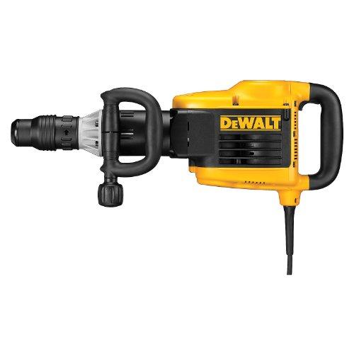DEWALT SDS Max Demolition Hammer, 21-Pound (D25899K) , Yellow