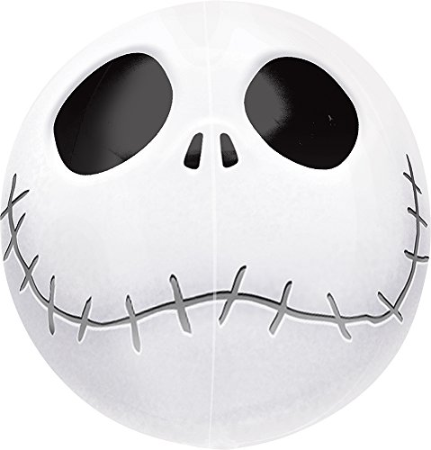 Amscan International 2902701 38 x 40 cm Orbz Jack Skellington Folie Ballons