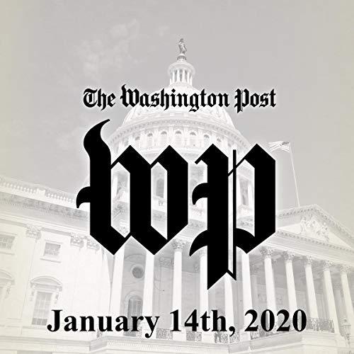 January 14, 2020 audiobook cover art