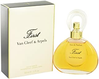 FIRST by Van Cleef & Arpels Women's Eau De Parfum Spray 2 oz - 100% Authentic