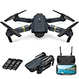 Best RC Quadcopter With HD Cameras - Foldable Drone with 720P HD Camera for kids Review