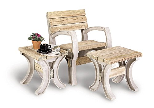 2x4basics 90140 Custom, AnySize Table, Sand