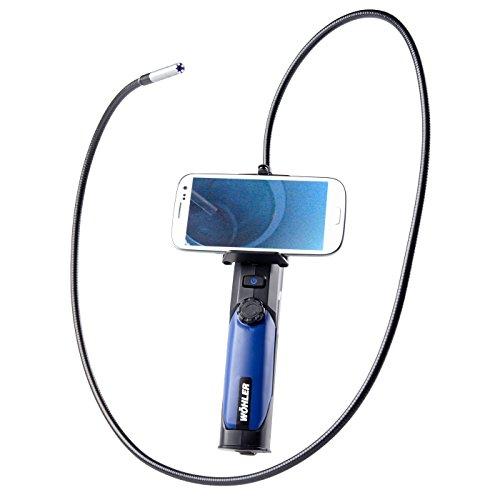 Wohler 7792 VE 200 Video-Endoscope, Blue