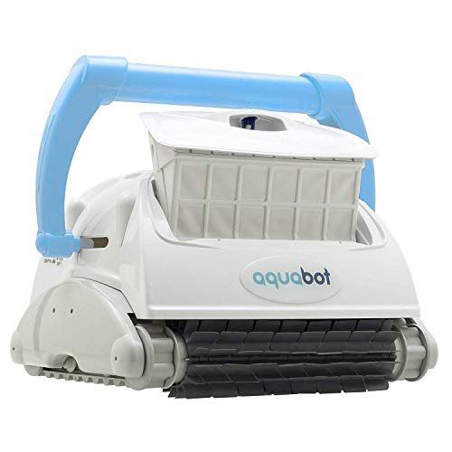 Compare DOLPHIN Triton PS Pool Cleaner With  Aquabot ABREIQ Robotic Pool Cleaner