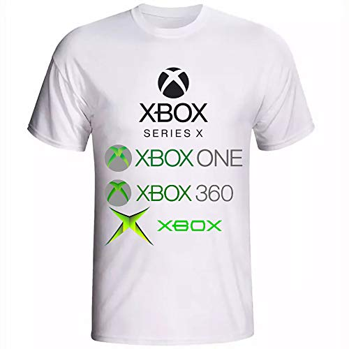 Camiseta Camisa X Box séries S X Histórica (G)