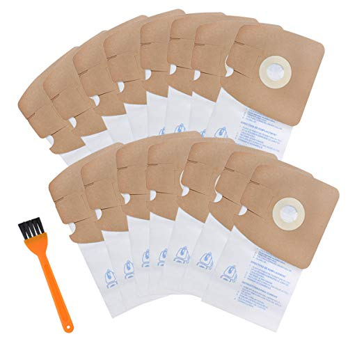 Sacchetto Per Aspirapolvere Per FIF BS 1202 div 105 div 360 DV 105 ca 1202 ca tessuto non tessuto 1204