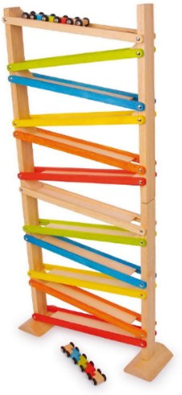cómodo Legler Legler Legler 2685 Click Clack Track - FerroCocheril de madera  se descuenta