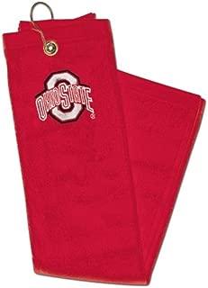 Ohio State Buckeyes Emb Golf Towel