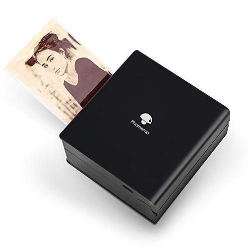 Phomemo M02 Mini Printer Thermal Photo Printer for iphone, inkless pocket...