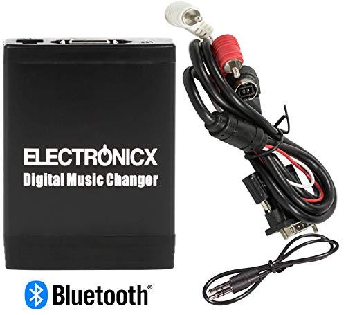 Elec-M06-SON-BT Adapter Bluetooth Freisprecheinrichtung USB, AUX, SD, CD-Wechsler, Autoradio,MP3 Player Sony