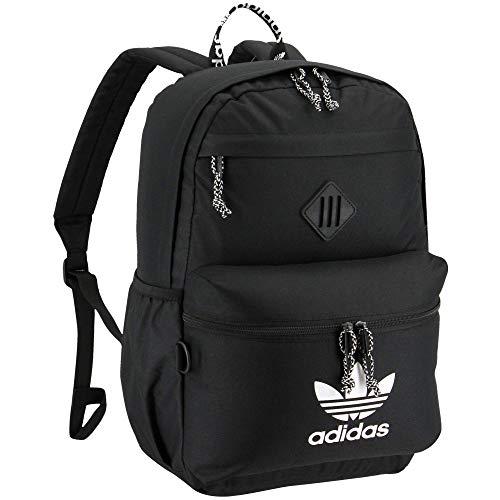 adidas Originals Mochila unisex Trefoil 2.0, Unisex, 979189, negro, Talla única