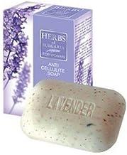 Biofresh Herbs of Bulgaria Lavender Anti-Cellulite Soap 3.5 ounces