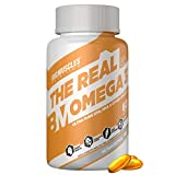 Best Fish Oil Capsules - Bigmuscles Nutrition Omega-3 Fish Oil Triple Strength | Review
