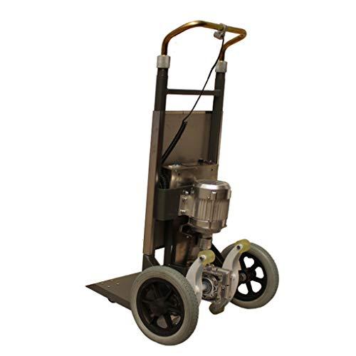 XH-Tool Elektrische Treppensteigmaschinen-Treppensteigautos, Ladetreppen - fahrende Autos-fahrende Lastwagen-Kletterartefakte-Teleskoparmlehnen-Schnellschalter
