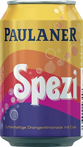 Paulaner - Spezi - MW 0,33l inkl. Pfand