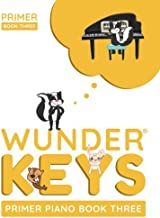 WunderKeys Primer Piano Book Three