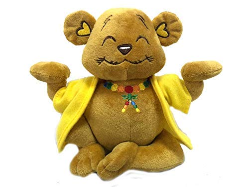 Buddha Bear Stuffed Animal | from The Acclaimed Guy Gilchrist Children's Book Series
