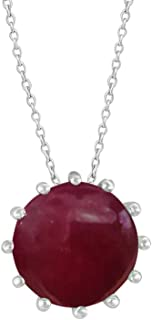 Best ruby necklace and earrings Reviews