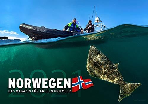 Norwegen Kalender 2021: FISCH UND FANG