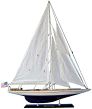 display model yachts