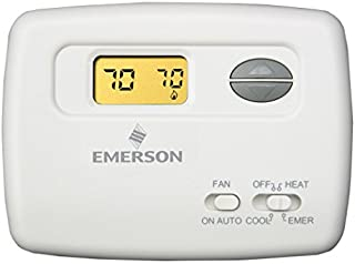 White-Rodgers Thermostat Comfort Set 1F79-111 by Emerson Thermostats