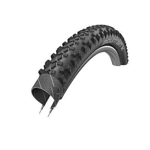 XLC Unisex– Erwachsene Fahrradreifen-2509275000 Fahrradreifen, schwarz, 27.5 Zoll