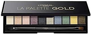 L'Oreal Eye shadow Color Rich La Palette Gold
