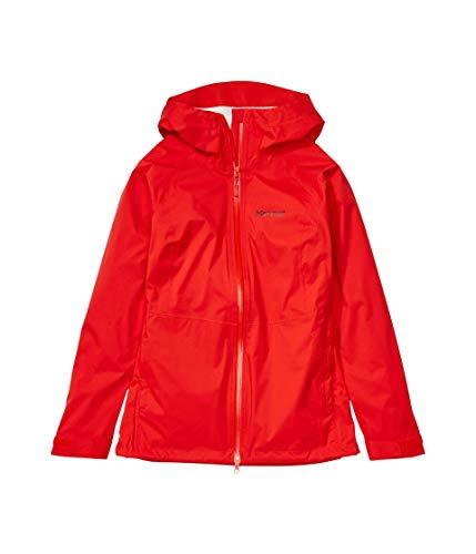 Marmot PreCip Stretch Jacke Veste de Pluie pour Femme, Victory Red, L