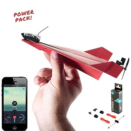 Smartphone Controlled Paper Airplanes Kit
