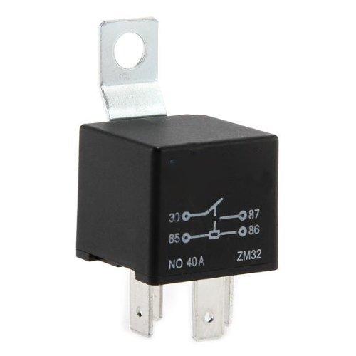 Sunluxy Mall - Ripetitore relè, 4 pin, 40A per Auto 12 V