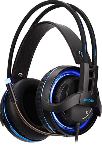 Diablo Bluie PC Gaming Headset SA-916 von Realtek