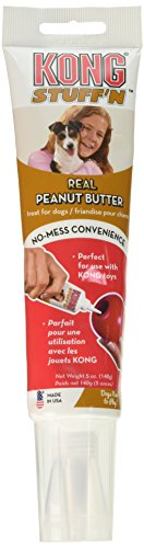 Kong Real Peanut Butter Tube 5oz