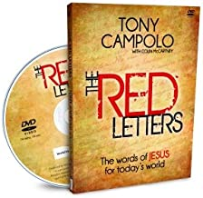 The Red Letters : The Words of Jesus for Today's World [DVD]
