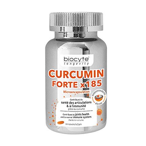 Biocyte Curcumin Forte X185 90 Gélules