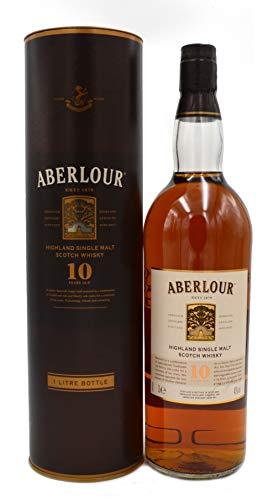 Aberlour 10 Jahre 1,0l inkl. Geschenkdose - Highland Single Malt Whisky