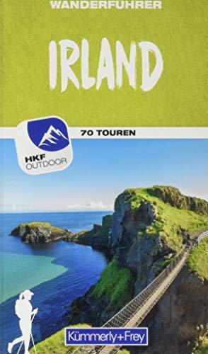Irland Wanderführer: Mit 70 Touren und Outdoor App (Kümmerly+Frey Freizeitbücher)