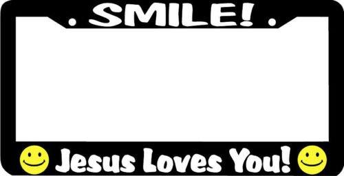 Love Jesus License Plate - 5