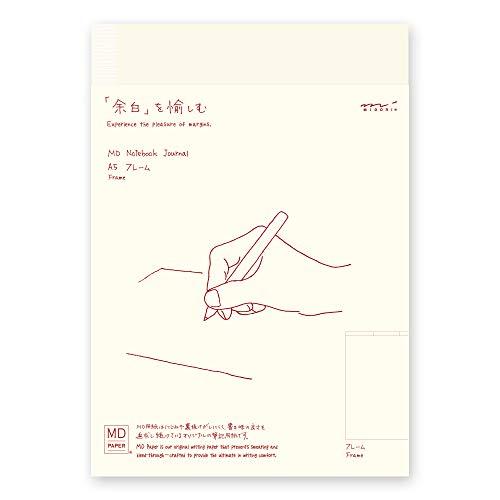 Midori Notizbuch A5 Journal Frame