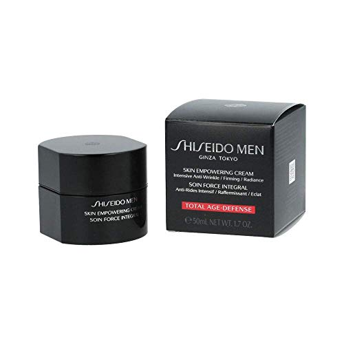 Shiseido Men - Crema antiarrugas, 50 ml