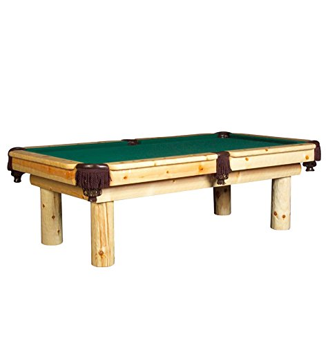 Review Of Norway Log Pool Table