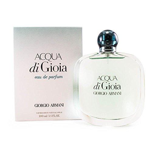 Giorgio Armani Acqua Di Gioia Spray, 3.4 Ounce