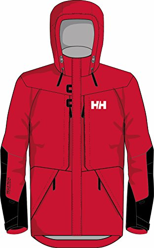 Helly Hansen Expedition Extreme 3L Jacket – Veste, Homme, Rouge (162 Red)