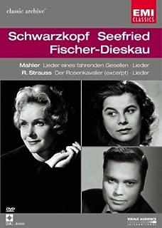 Schwarzkopf: Seefried & Fischer-Dieskau Sing Mahler - Richard Strauss & Schubert