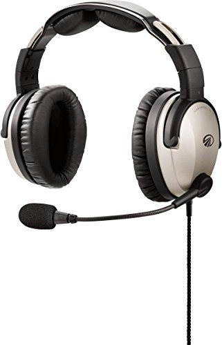 Lightspeed Zulu 3 Aviation Headset Panel Power (LEMO)