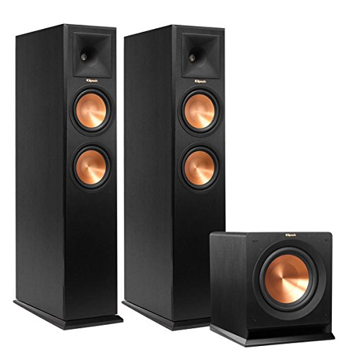 For Sale! Klipsch (1 Pair) RP-260F Reference Premiere 260 Floorstanding Speaker with Dual 6.5 inch C...