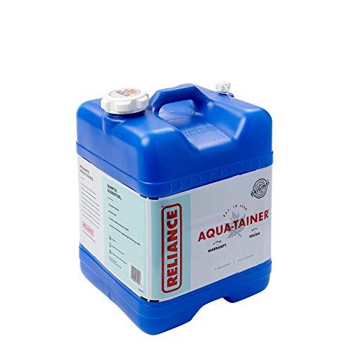 7 Gallon Rigid Water Container